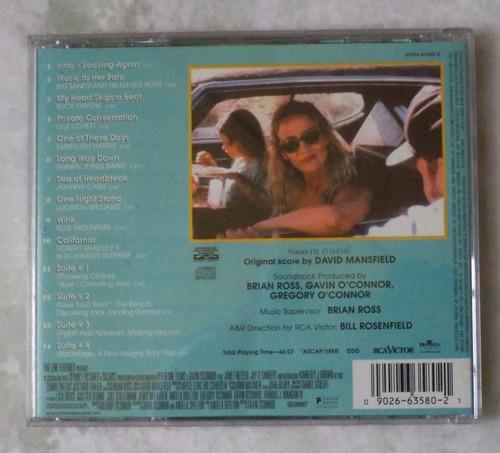 cd original tumbleweeds trilha sonora
