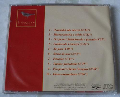 cd original verequete projeto uirapuru