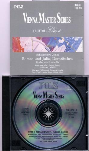 cd original vienna master series tschaikowsky y glinka excel