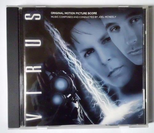 cd original virus trilha  sonora