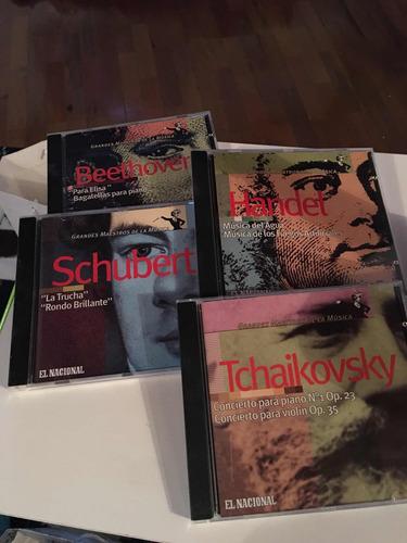 cd originales de música clásica