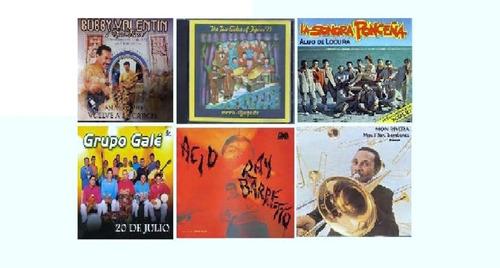 cd originales de salsa
