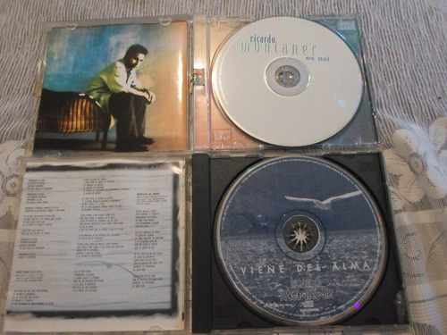 cd originales hermosos de ricardo montaner