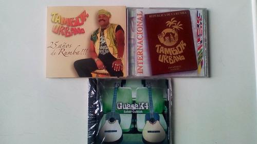 cd originales: rock, venezolanas y pop ---  venta o cambio