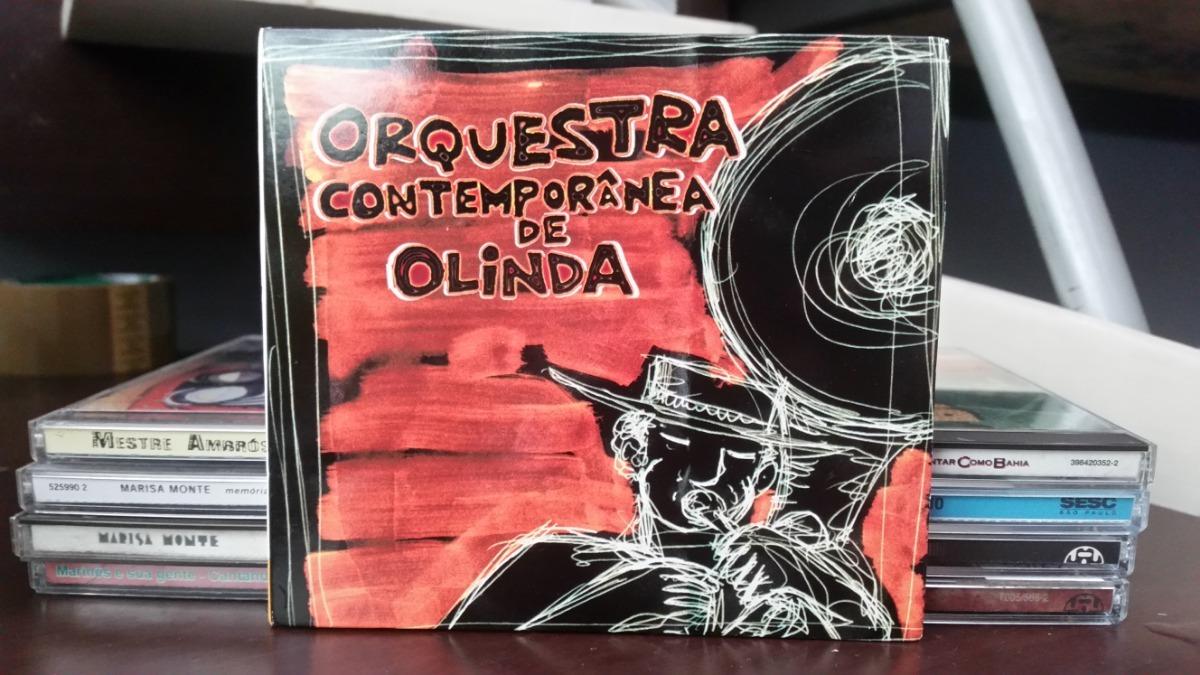 cd orquestra contemporanea olinda