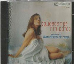 cd orquestra romanticos de cuba - quiereme mucho (usado/otim
