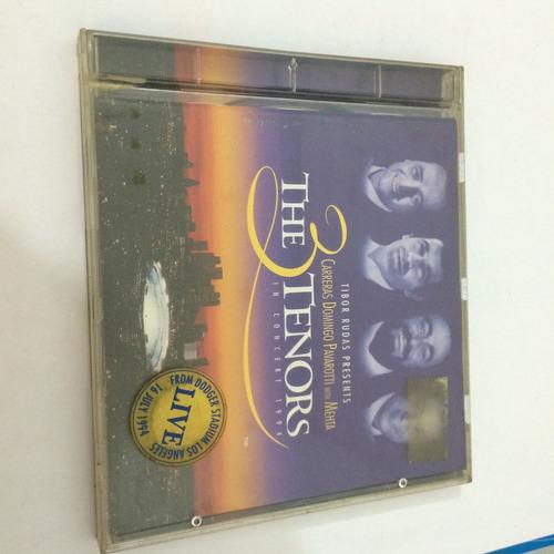 cd os 3 tenores em concerto (frete gratis)