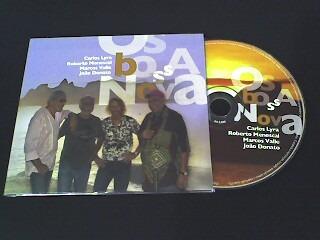 cd os bossa nova   -  capa digipack (original)