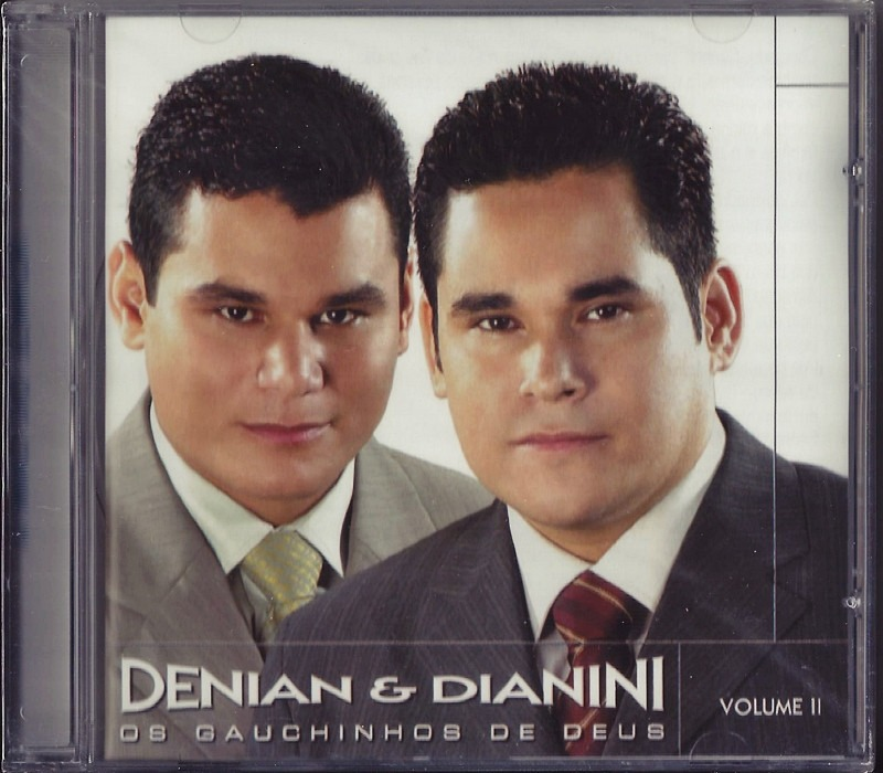 CD DIANINI E BAIXAR PLAYBACK DENIAN