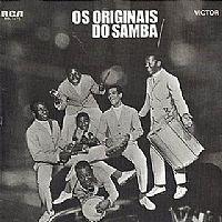 cd os originais do samba - 1969 (novo/lacrado)