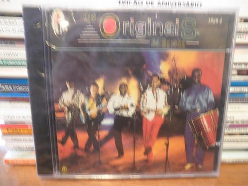 cd os originais do samba rge 90 preciso dar um novo lacrado