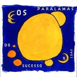 cd os paralamas do sucesso - 9 luas