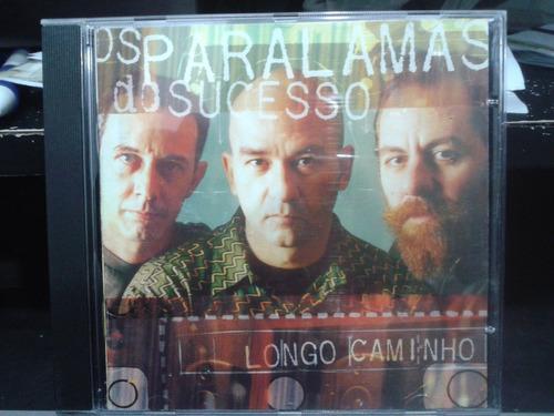 cd - os paralamas do sucesso - longo caminho