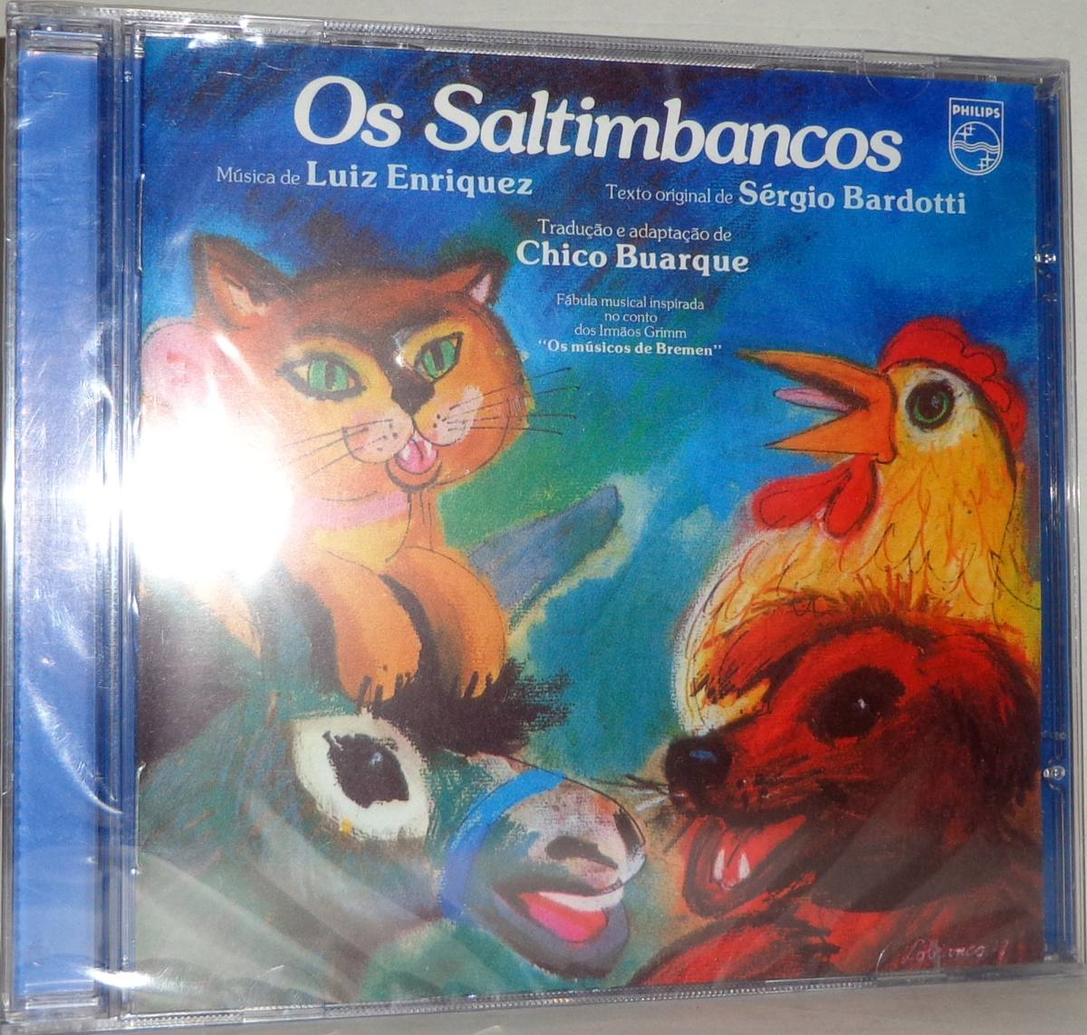 cd saltimbancos gratis