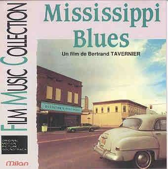 cd ost mississipi blues- film music collection - raridade