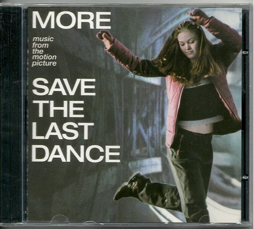 cd ost  more music from save the last dance