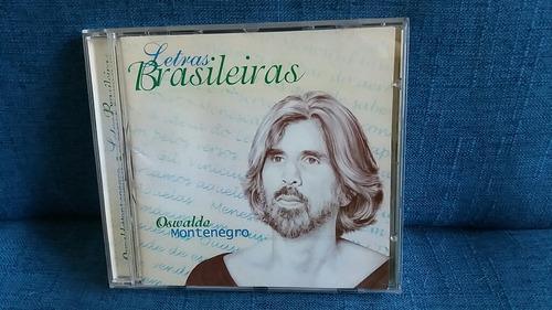 cd oswaldo montenegro letras brasileiras