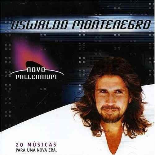 cd- oswaldo montenegro - novo millenium - lacrado