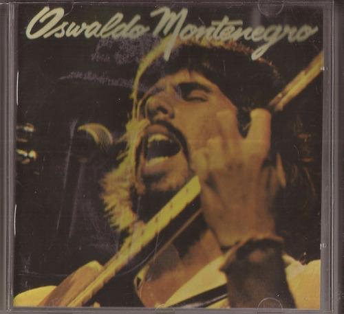 cd oswaldo montenegro - por brilho - wea - cd 702