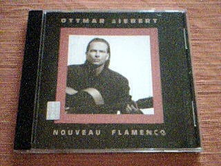 cd ottmar liebert - nouveau flamenco - cd decimo aniversario