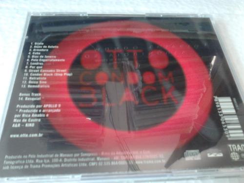 cd otto condon black