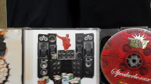 cd -outkast - the love below - duplo