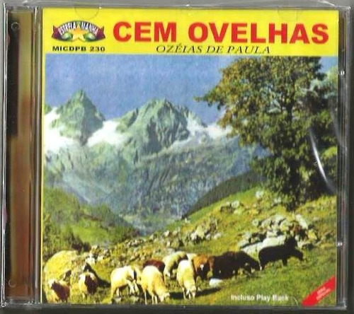 cd ozeias de paula cem ovelhas bônus pb lc99