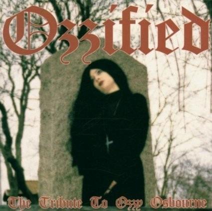 cd ozzified tribute to ozzy (importado)