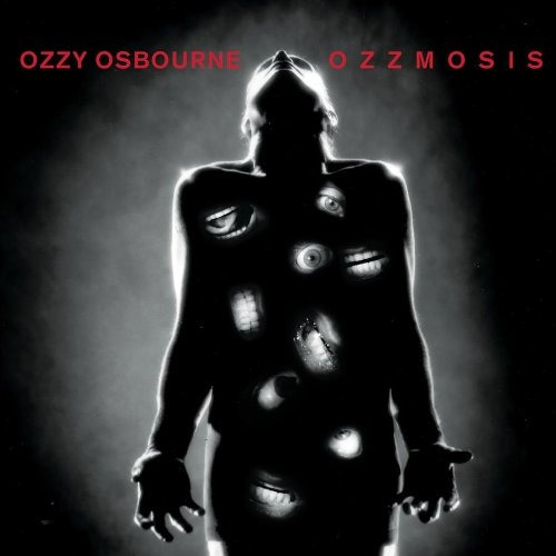 cd : ozzy osbourne - ozzmosis (cd)