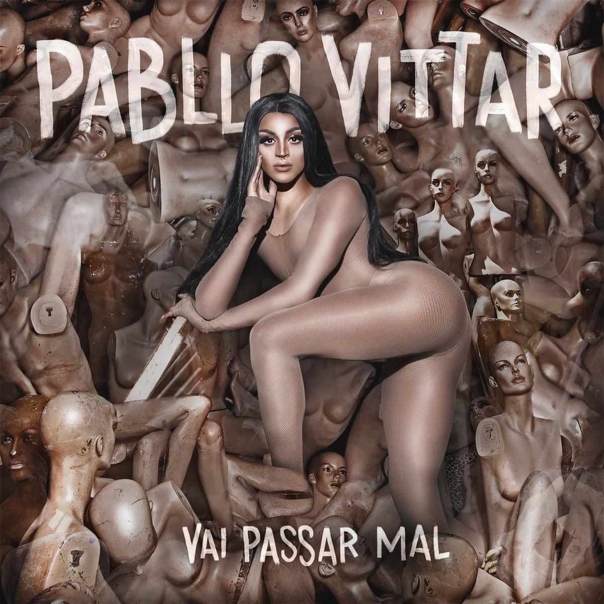 Cd Pabllo Vittar Vai Passar Mal Lacrado & Novo - R$ 310,99 em ...