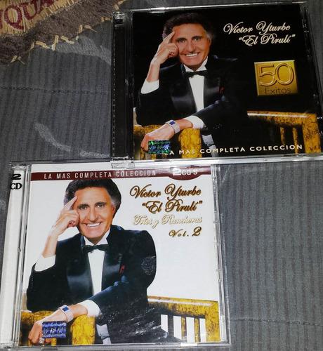 cd pack víctor iturbe el pirulí la más completa colección