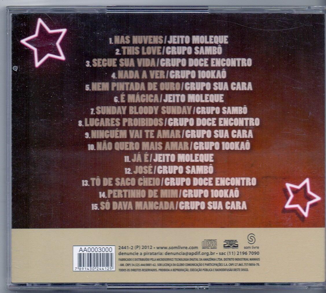cd pagode da hora 2012 gratis