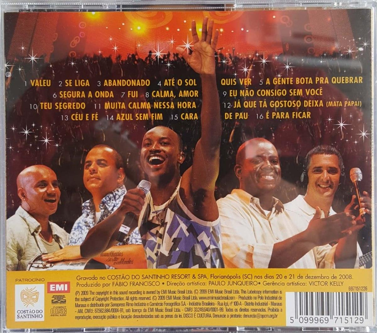 cd exaltasamba vivo 2009