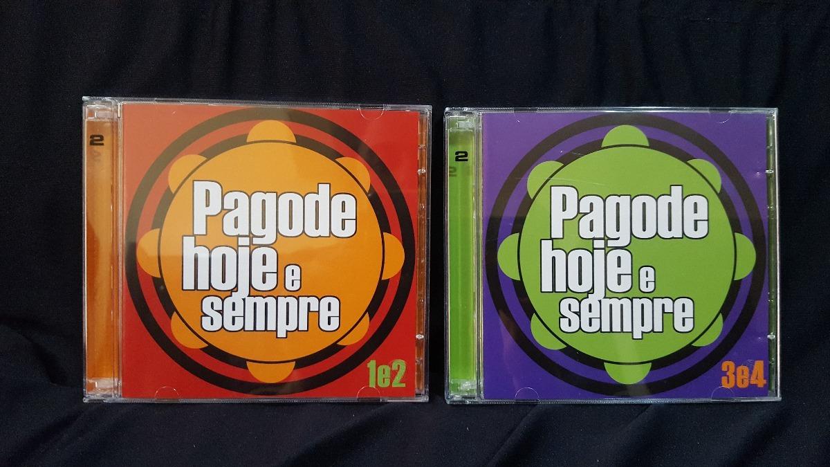 cd box pagode hoje e sempre