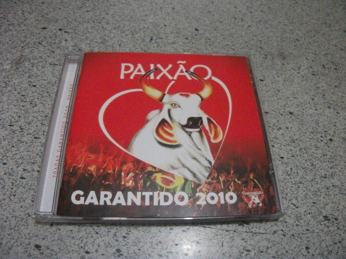 cd boi garantido 2010