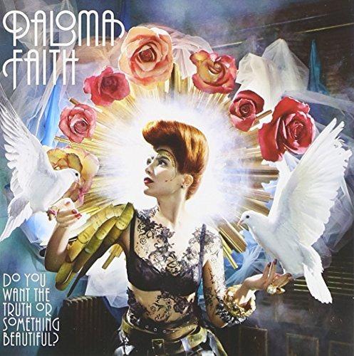 cd : paloma faith - do you want the truth or something...