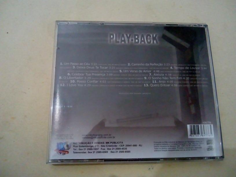 cd pamela um passo ao ceu playback