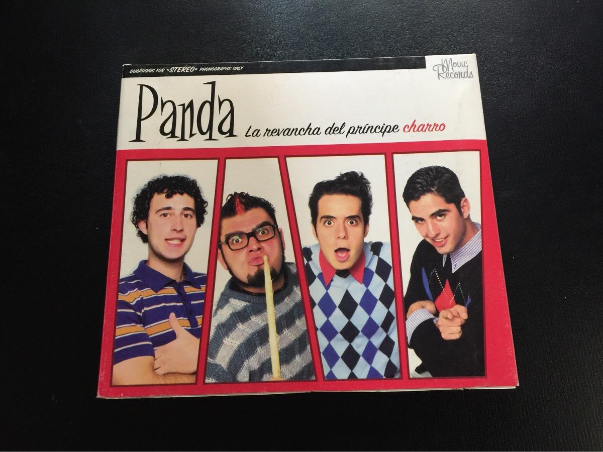 disco de panda la revancha del principe charro gratis