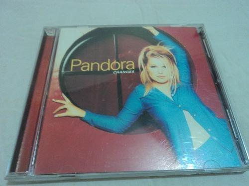 cd  pandora   /  changes   /  frete gratis  -  b288