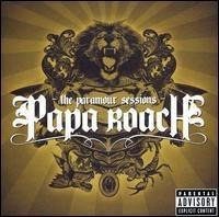 cd papa roach paramour sessions deluxe edition - usa