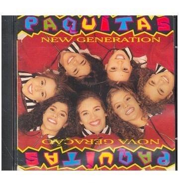 cd-paquitas-new generation-em otimo estado