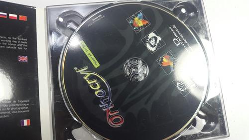 cd para confeccionar aparatos