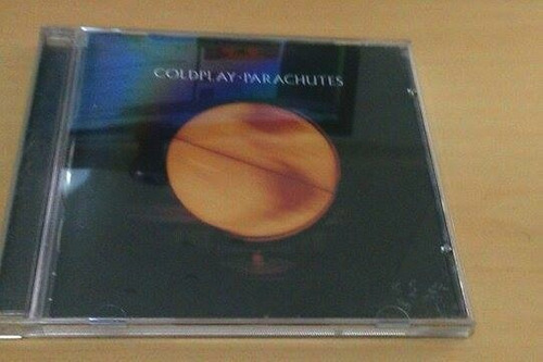 cd parachutes- colplay