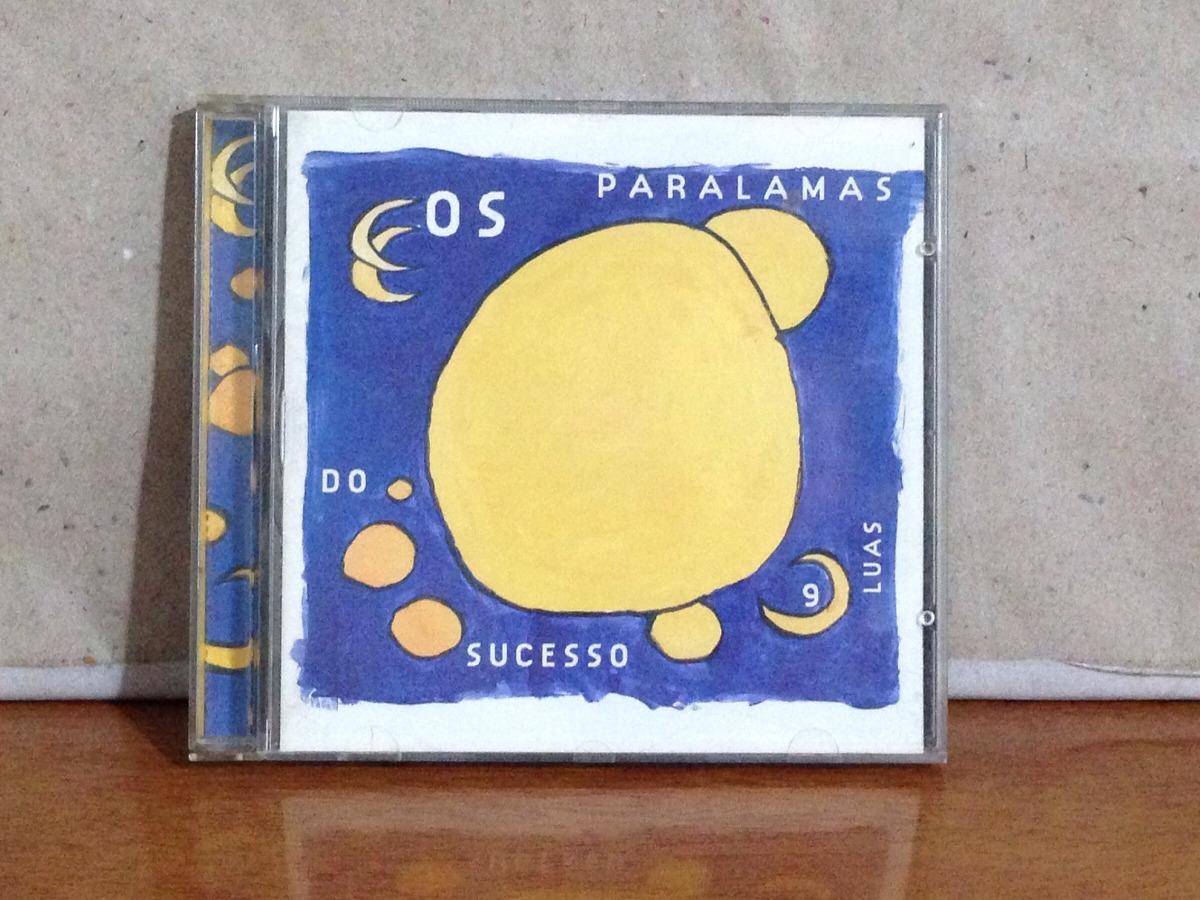 cd paralamas do sucesso 9 luas