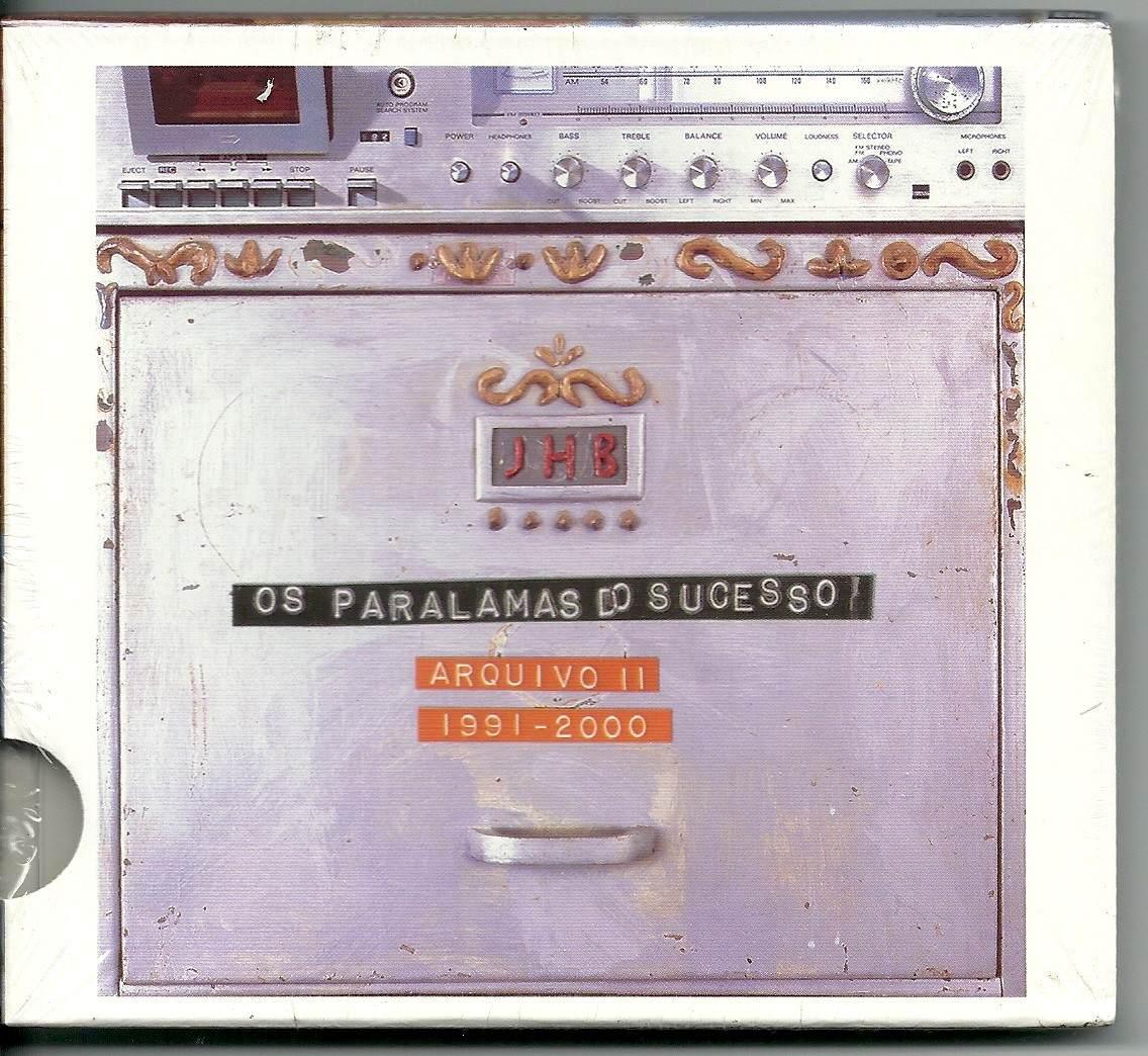 cd paralamas do sucesso arquivo