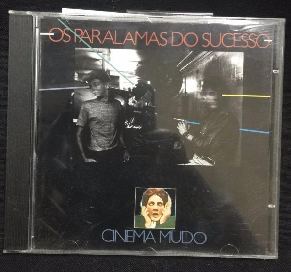 cd paralamas do sucesso cinema mudo