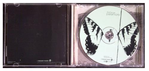 cd - paramore - brand new eyes - 2009 - original
