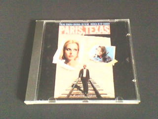 cd paris, texas - trilha sonora original