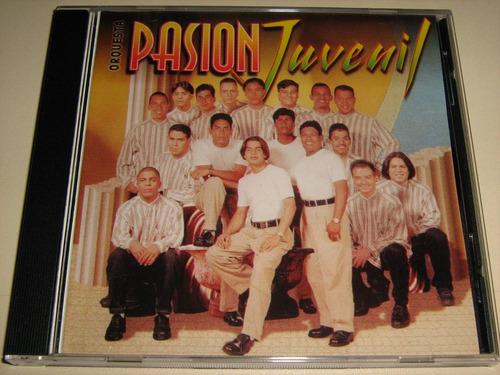 cd pasion juvenil album 1997 adolescent's salsa (detodo)