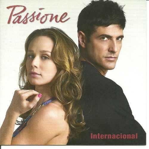 cd - passione - internacional - lacrado